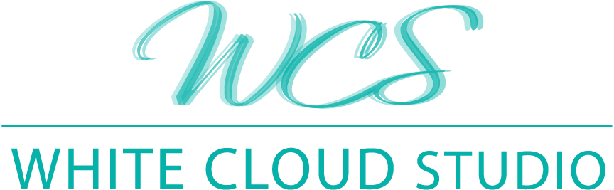 White Cloud Retina Logo